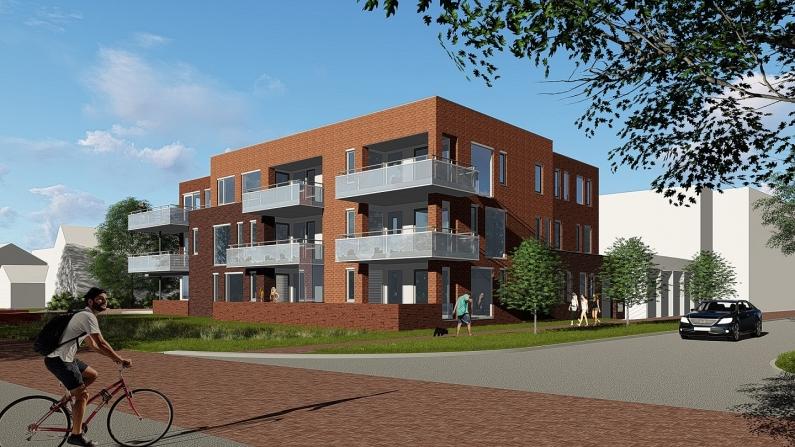 appartementen Zuidhorn
